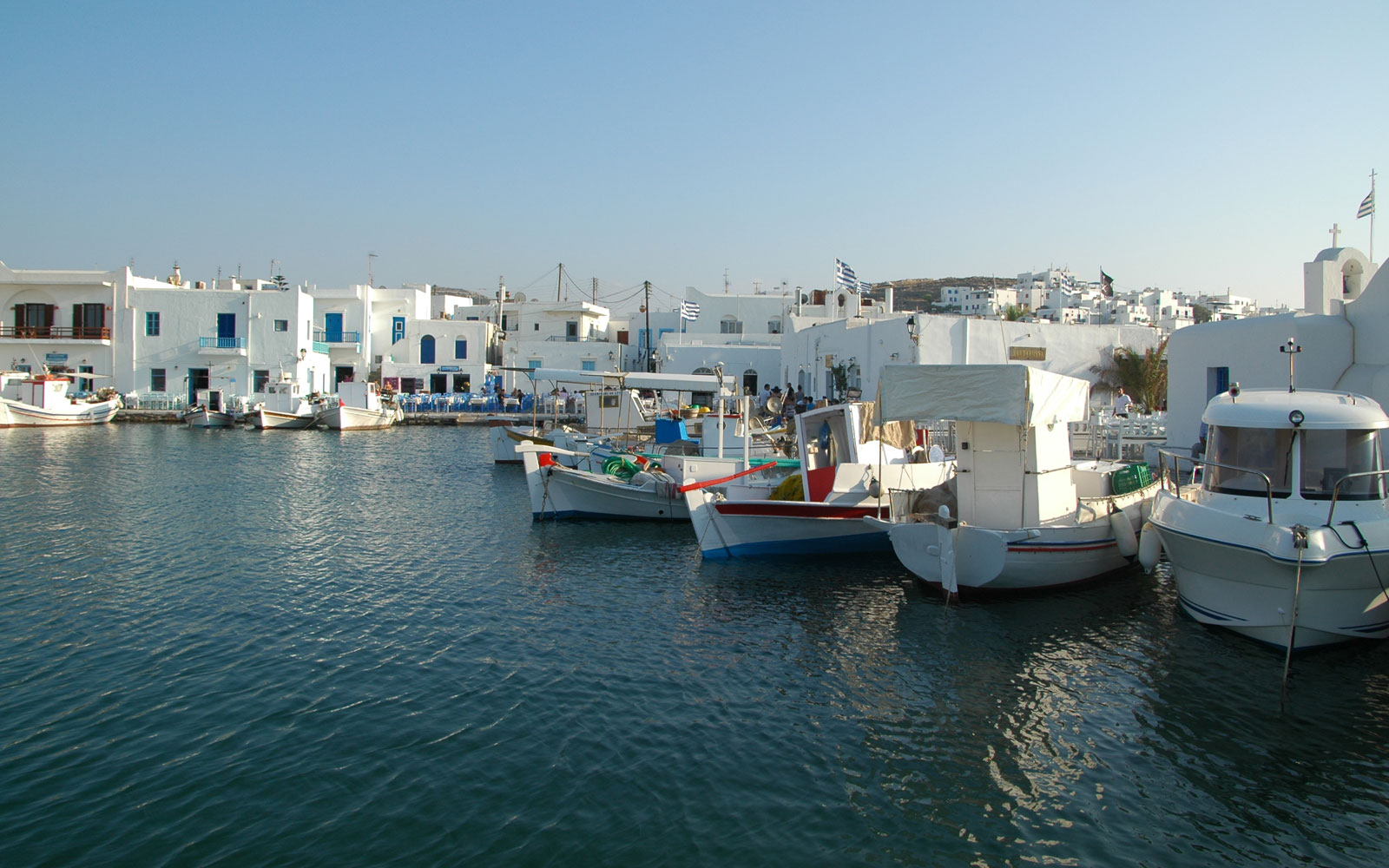 Explore Cyclades islands